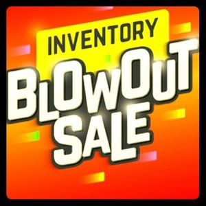 I'm cleaning out my inventory $10 dollar sale
